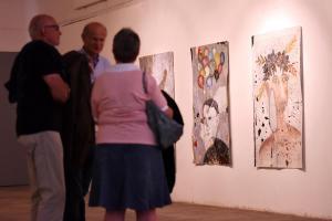 Ausstellung AlFa Steyrermühl Papier 01 © Wolfgang Spitzbart