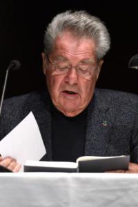 Bundespra╠êsident aD Dr Heinz Fischer Alfa 28 ┬® Wolfgang Spitzbart