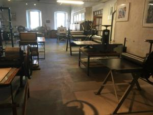 Druckwerkstätte Renate Moran 2020