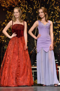 Martinimarkt Laakirchen 20 - Modeschau Modeschule Ebensee ME ┬® Wolfgang Spitzbart