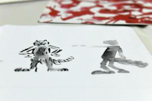 Next Comic Alfa 32 ┬® Wolfgang Spitzbart